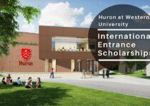 Huron Western University Scholarship