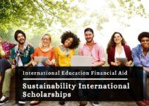 IEFA Sustainability Scholarship