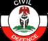 Nigeria Civil Defense Ranks