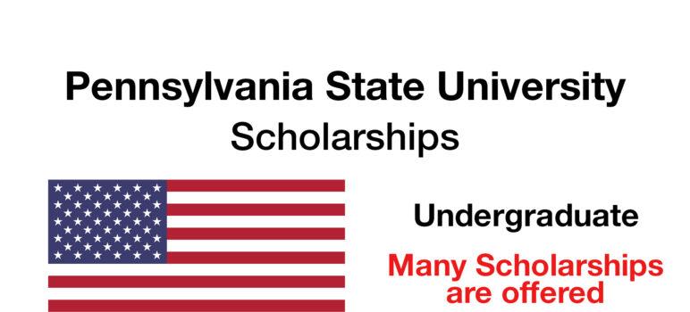 Pennsylvania State University Scholarship