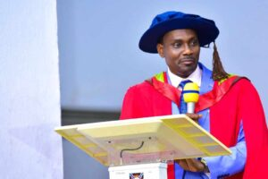 UI Appoints Prof. Adebola Ekanola As New Acting VC