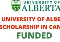 University Of Alberta Scholarship