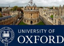 University Of Oxford Scholarships