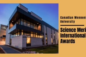 Canadian Mennonite University Awards