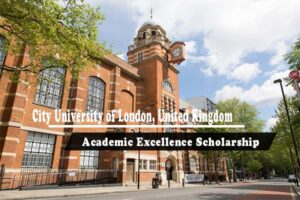 City University of London Scholarship