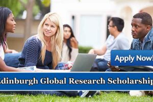 Edinburgh Global Scholarships