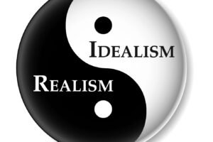 Idealist View Against the Realist