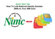 Link and Verify 9mobile Number With NIN