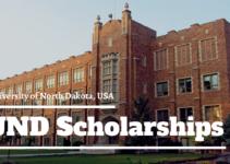 University Of North Dakota Scholarship