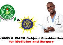 WAEC Subject Combinations