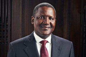 Richest Man In Africa