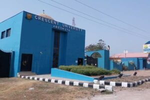 Crescent University Courses