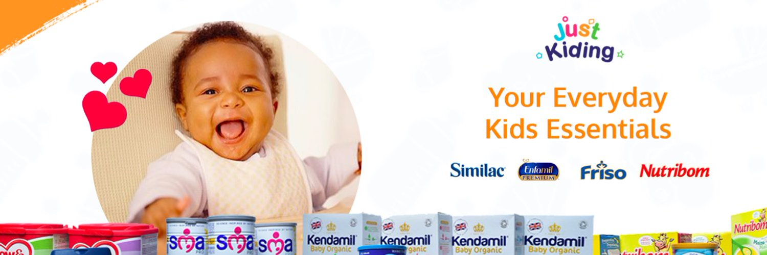 Online Store for Your Everyday Kids Essentials - Justkiding.ng