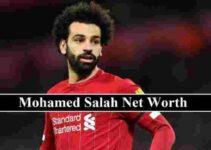 Mohamed Salah's Net Worth