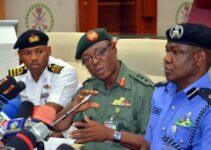 Nigerian Military Police