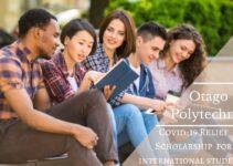 Otago Polytechnic International Awards