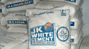 Price of White POP Cement In Nigeria