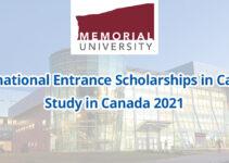 Scholarships at Memorial University