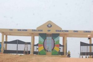 tai solarin college of education courses (Accredited List)