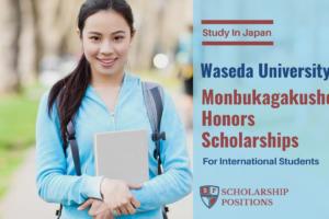 Waseda University Scholarship