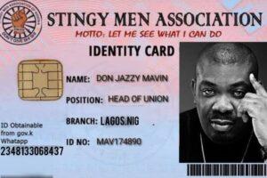 Stingy Men Association Of Nigeria