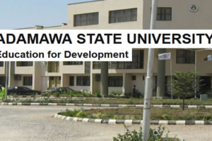 Adamawa State University Admission List