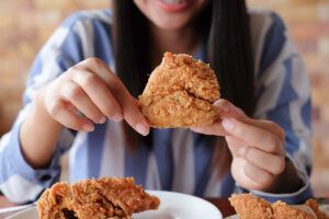 Avoid Excess Chicken Consumption
