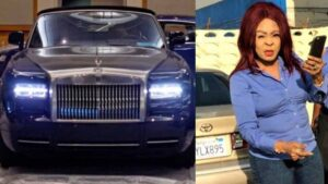 Rolls-Royce Motor Car Owner In Nigeria