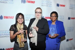 IWMF's Annual Courage in Journalism Awards