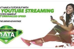 New GLO YouTube Data Plans