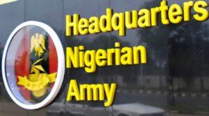 Nigerian Army Recruitments