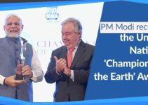 UN Champions of the Earth award 2021