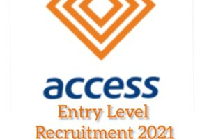 Access Bank Entry Level Recruitment