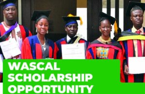 WASCAL Masters Scholarships