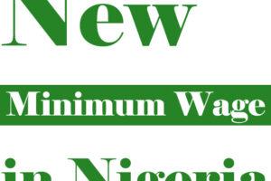 Nigeria Minimum Wage Per Month