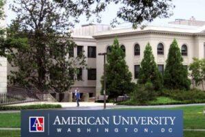 American University Washington College of Law Scholarship