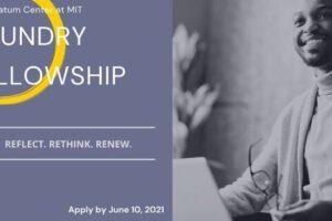 MIT Foundry Fellowship