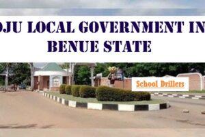 Oju Local Government in Benue State
