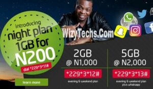 Subscribe To Night Data Plan In Nigeria