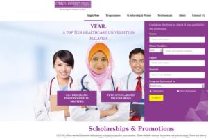 University of Cyberjaya Scholarship
