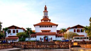 University of Ghana Courses
