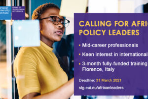 YALI Africa-wide Fully Funded Online