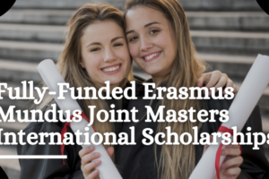 Erasmus Mundus Joint International Awards