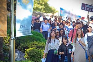Kyung Hee University Scholarships
