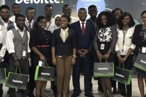 Deloitte Graduate Academy Finance Internship