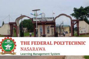 Federal Polytechnic Nasarawa Courses