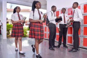 Secondary Schools with Boarding Facilities
