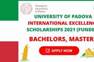 University of Padua Scholarship